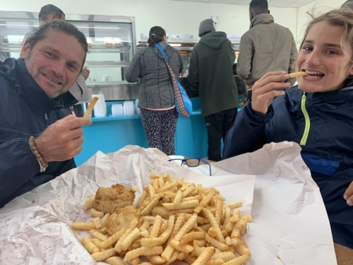 Ultimo fish and chips