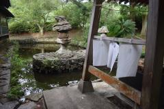 Il tempio shintoista