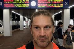 In partenza per Beppu