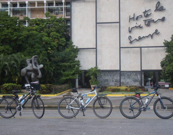 Cuba in bici: arrivo e primo giorno all'Avana