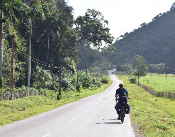 Cuba in bici: Da Santa Lucia a Viñales