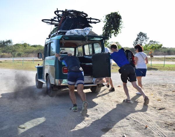 Cuba in bici: trasferimento da Viñales a Cienfuegos