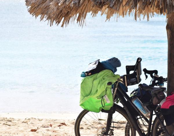 Cuba in bici: giornata a Rancho Luna