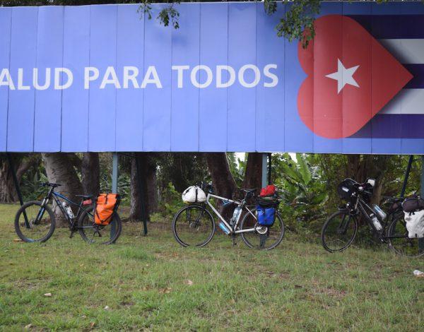 Cuba in bici: ritorno in Italia
