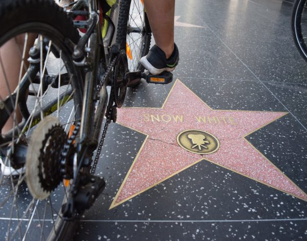 Pacific Coast highway: pedalando tra le stelle di Hollywood