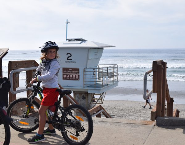 Pacific Coast highway: da Encinitas a San Diego