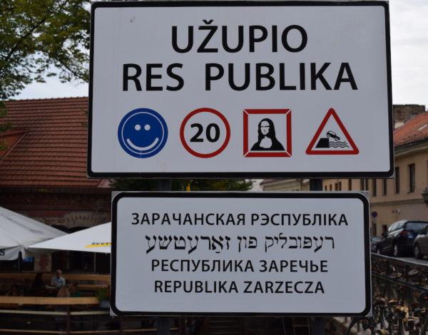 Una giornata a Vilnius