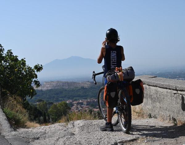 In bicicletta nel Sannio