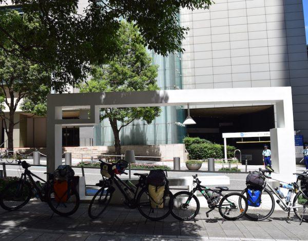 Tokyo sui pedali – giorno 3