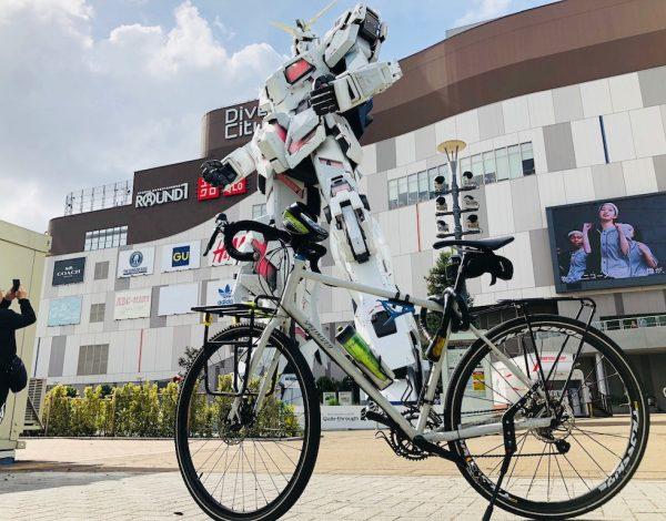 Tokyo sui pedali – giorno 1
