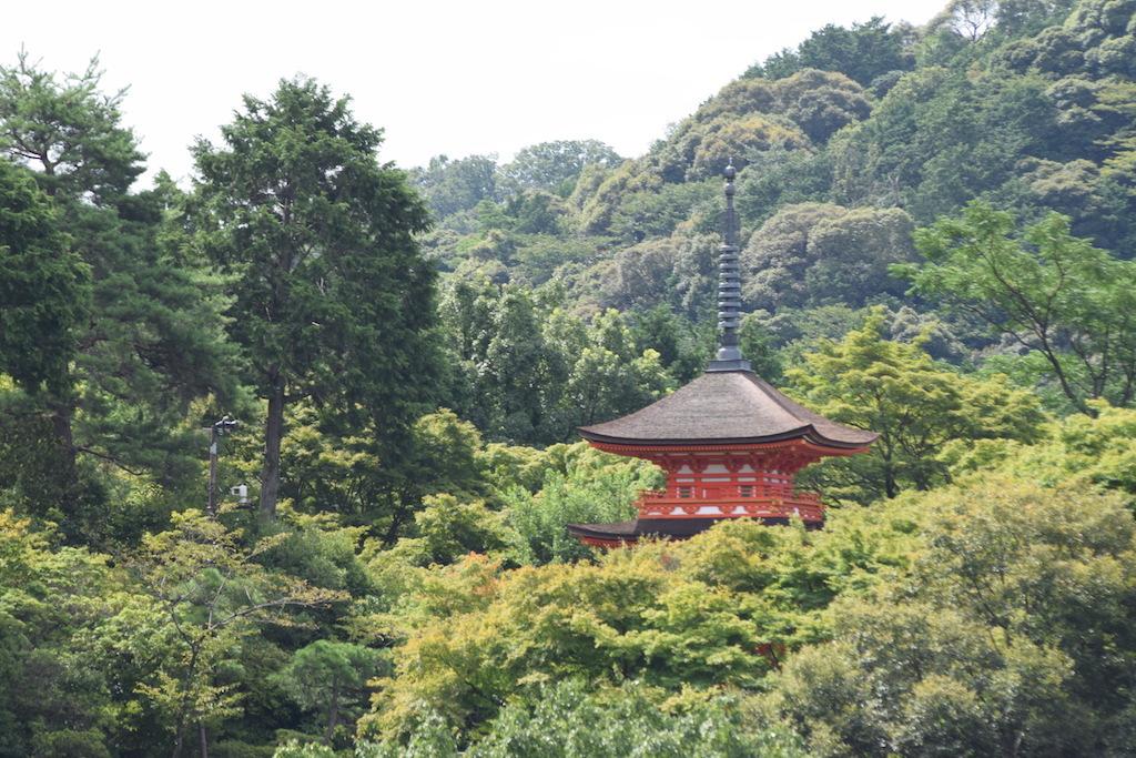 Kiyomizu-dera - la pagoda piccola