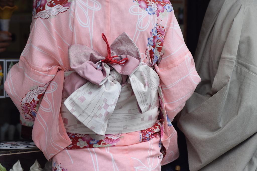 Un vero fiocco da geisha
