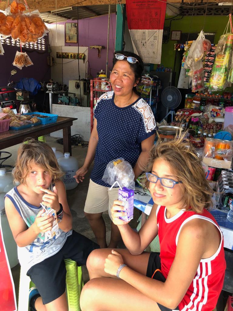Amicizie thailandesi