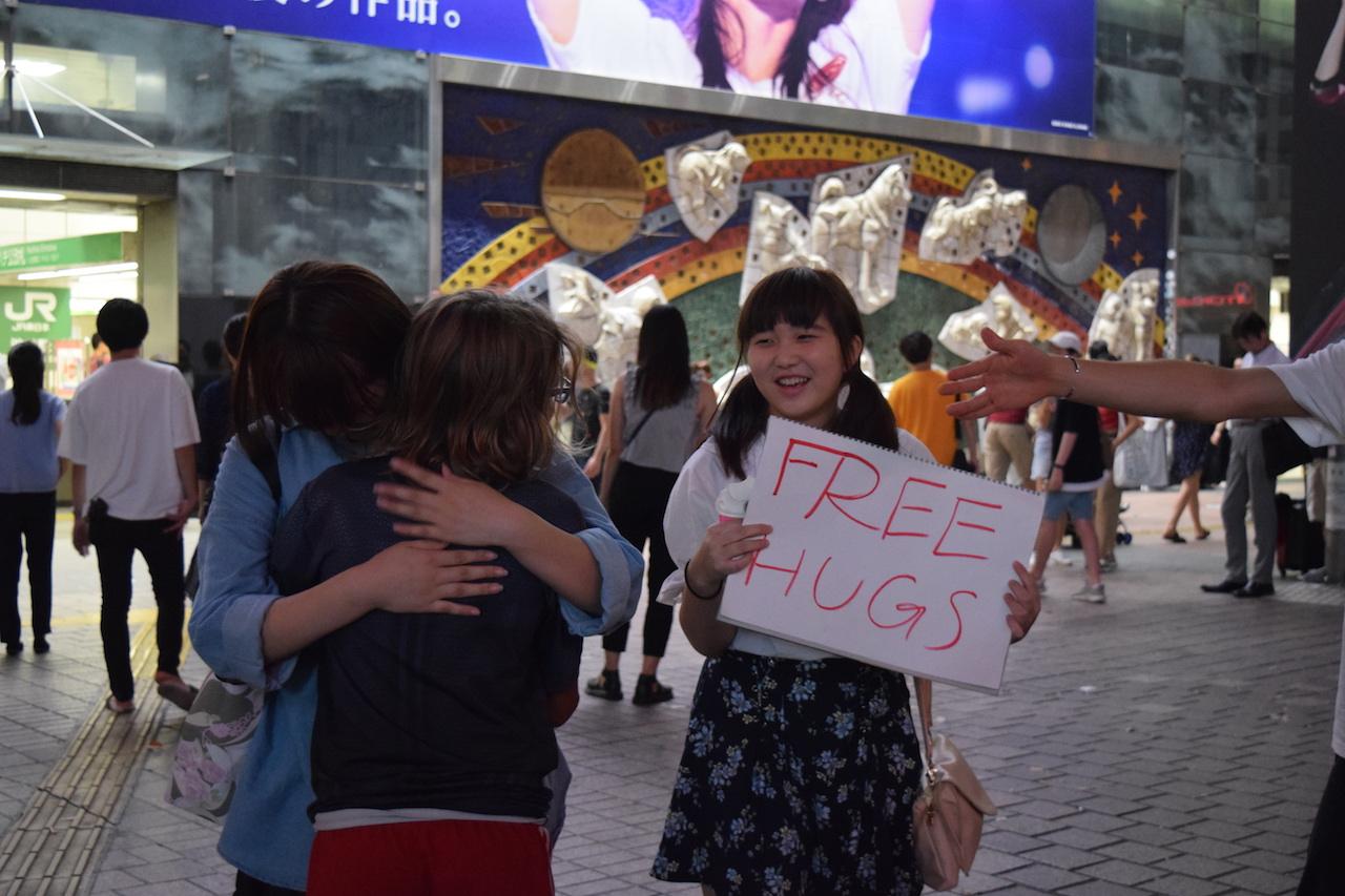 Abbracci gratis