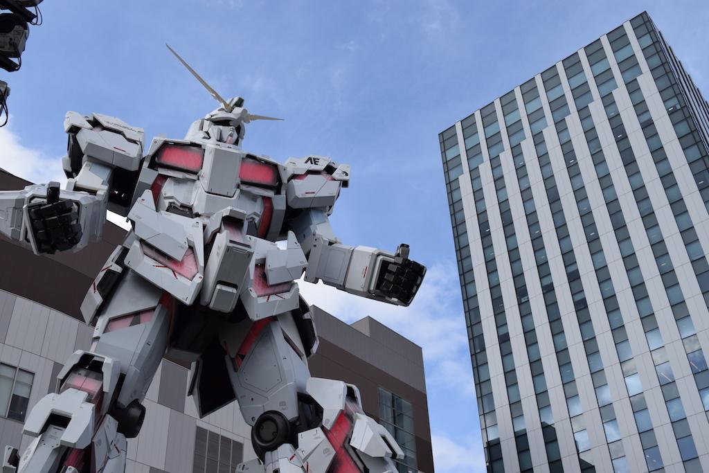 Statua di Gundam RX-78