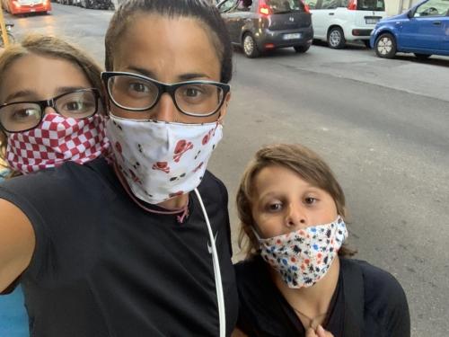 i 3 mascherati