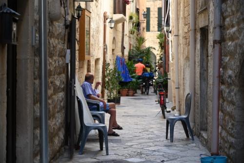 strade medioevali